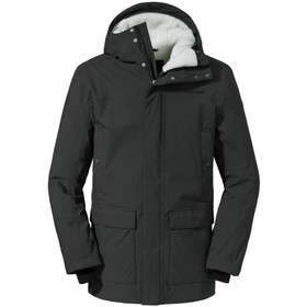 Schöffel Rotterdam Insulated Jacket Men, raven